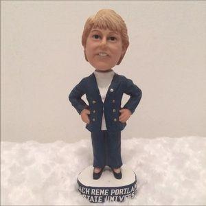 Rene Portland, Penn State Coach